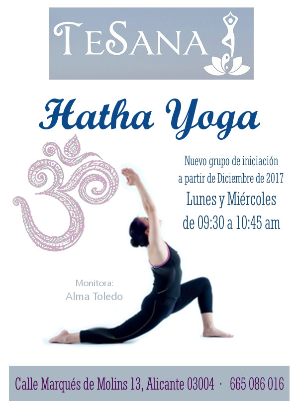 Cartel Yoga Tesana