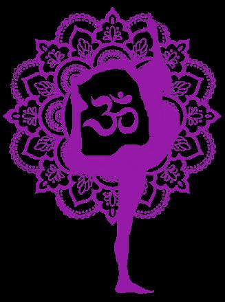 logo yoga natyam marca